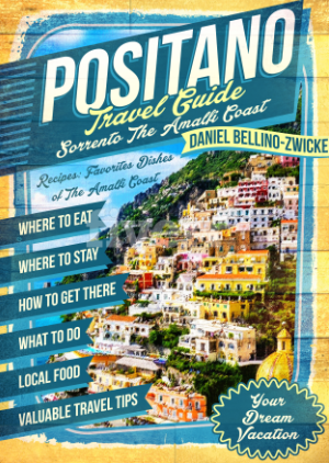 POSITANO The AMALFI COAST is Coming Soon !!!