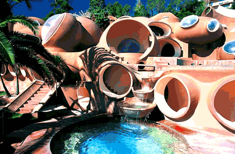 Bubble House di Perancis