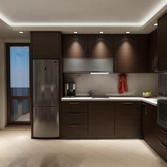 Кухня 3D - 13