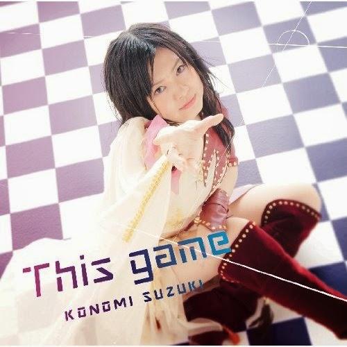 [Single] Konomi Suzuki - This game [2014.05.21] Game