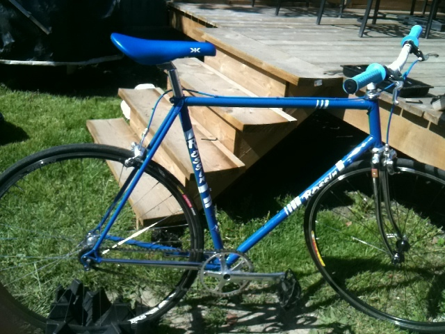 Trav's Rossin Single Speed