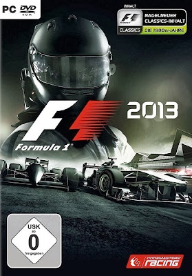 Cover Of F1 Classic Edition Full Latest Version PC Game Free Download Mediafire Links At Downloadingzoo.Com