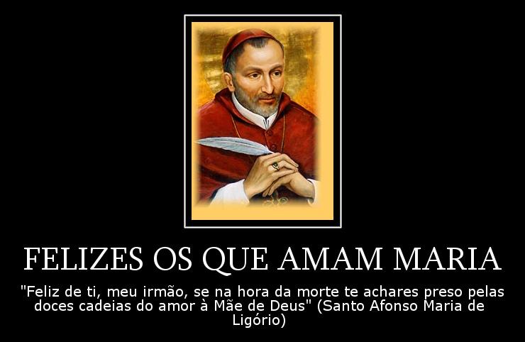 Felizes Os Que Amam Maria Frases Dos Santos