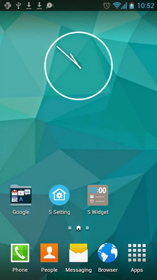 S Launcher (Galaxy S5 Launcher) Prime v2.7