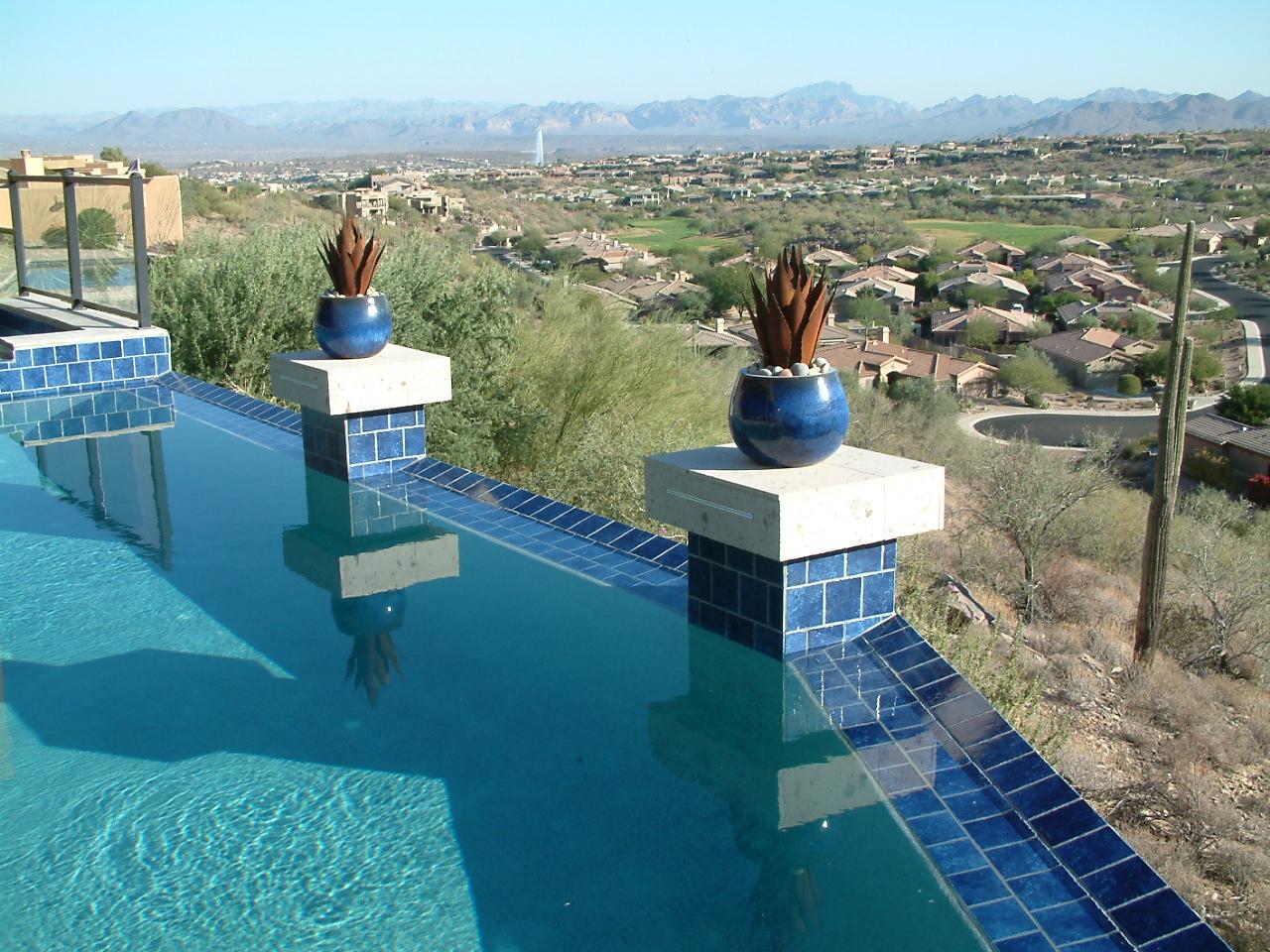 Arizona swimming pools for Natural pools arizona