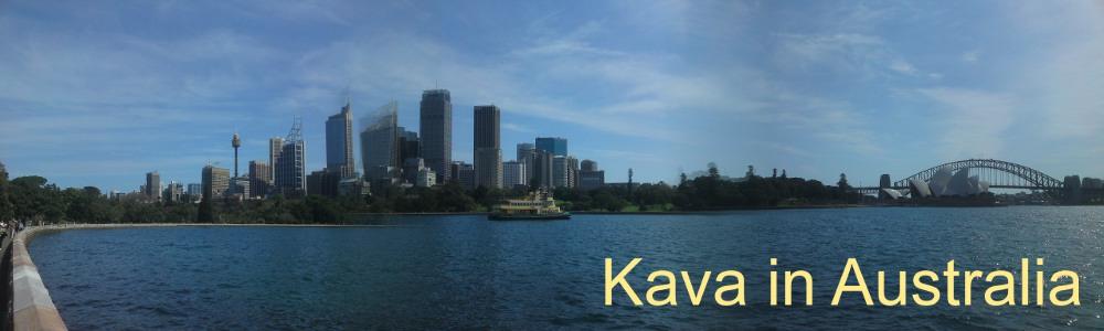 Kava in Australia