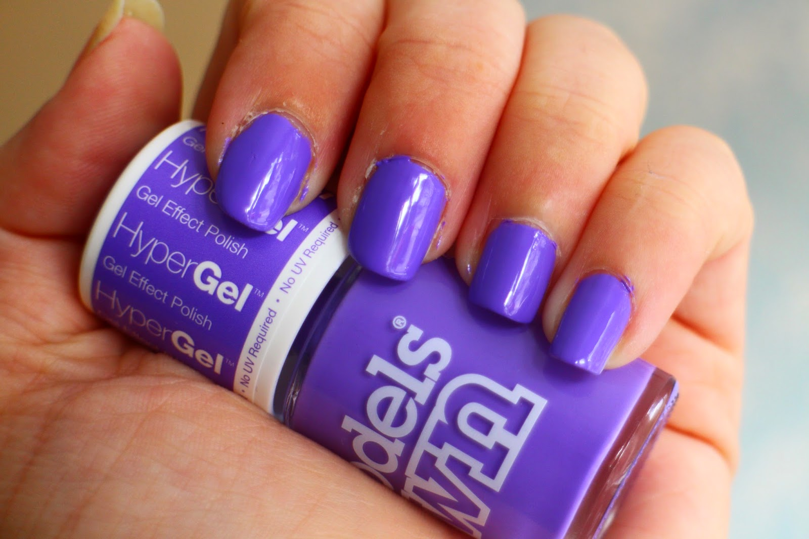 NOTD - Models Own Hypergel Purple Glare