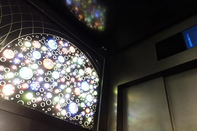 Tokyo Sky Tree elevator lift