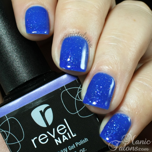 Revel Nail Gel Polish Berlin Swatch