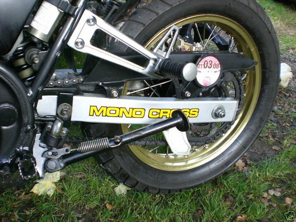 Below 300cc  1989 Yamaha Tdr 250
