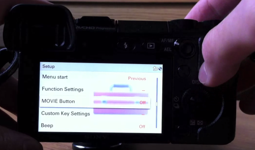 sony nex-7 firmware upgrade