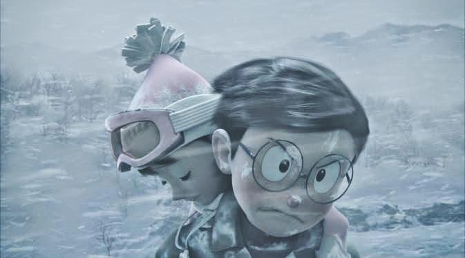 Yang paling mengajrukan di film STAND BY ME  (Doraemon)