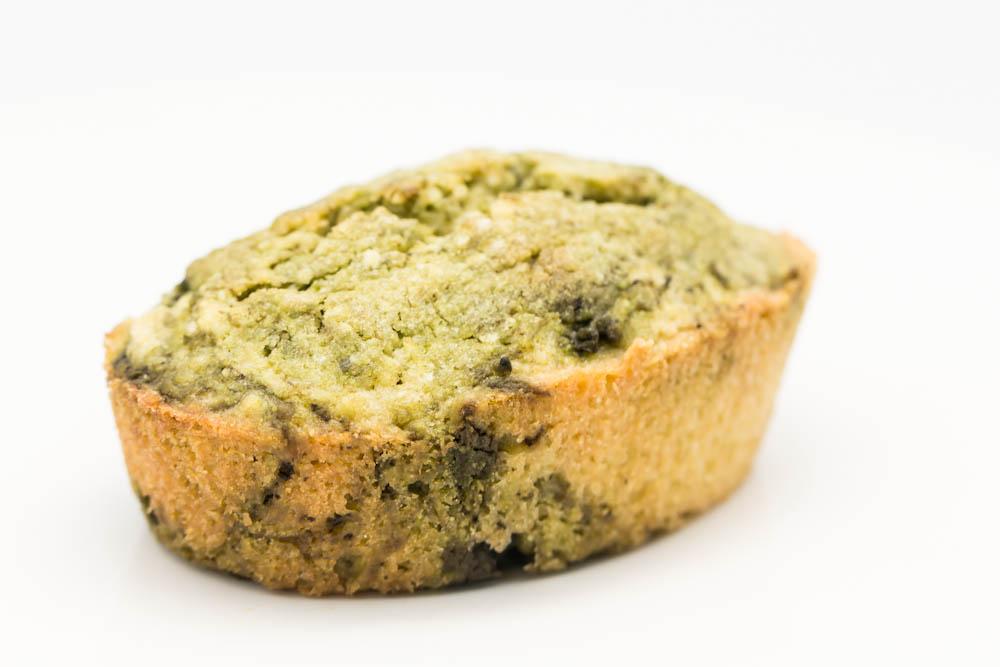 Hovkonditorn: Matcha Marble Pound Cake / Grönt Te Tigerkaka