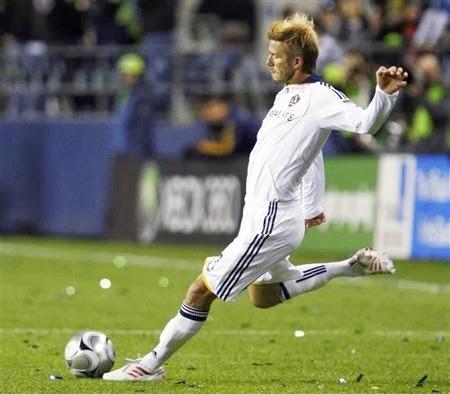 Bend The Ball Like Beckham Bend it Like Beckham