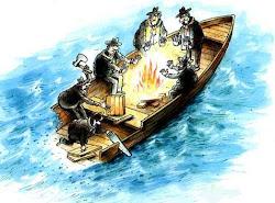 Barco en Crisis.Si no buscas una solución, eres parte del problema.