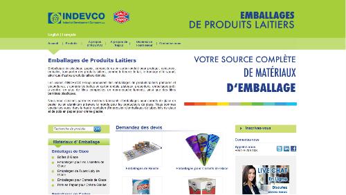emballage online