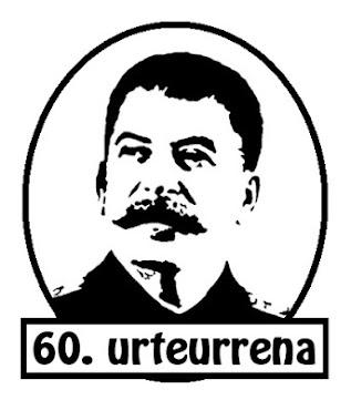 Stalinen urteurreneko jardunaldiak