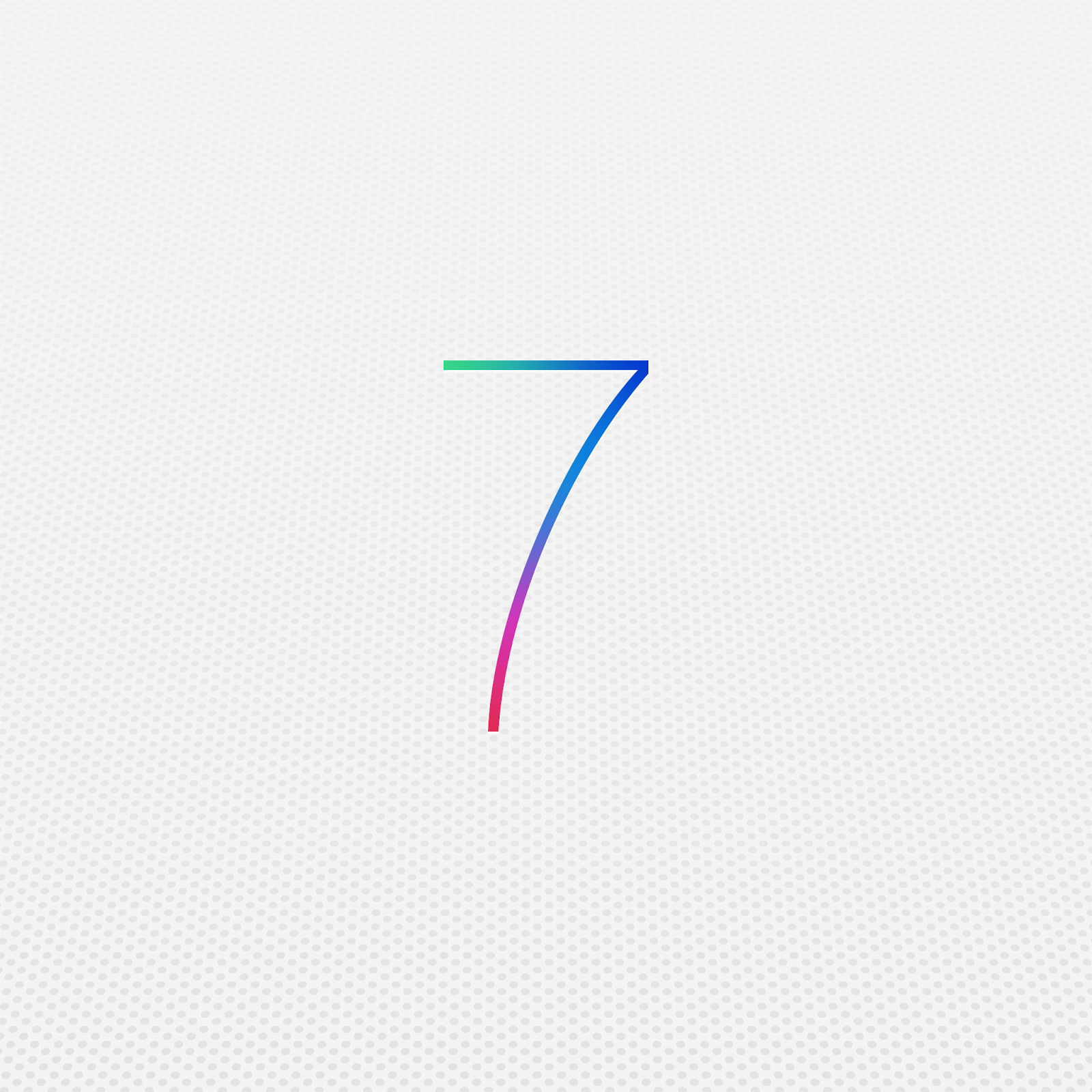 Iphone Wallpaper Enlarges: Radio Pr: IOS 7 Wallpapers For Your IOS Device