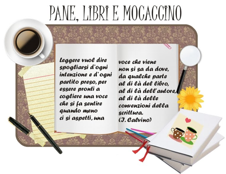 Pane, libri e mocaccino