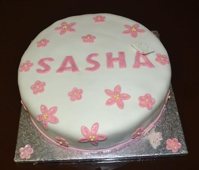 sugardreamsgandia tarta comunion sasha fondant elegante flores