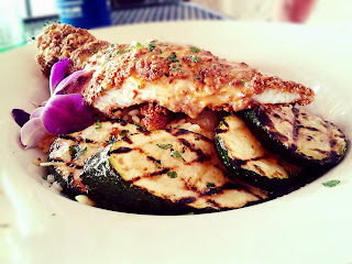nutcrusted grouper