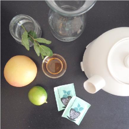 ice tea gezond