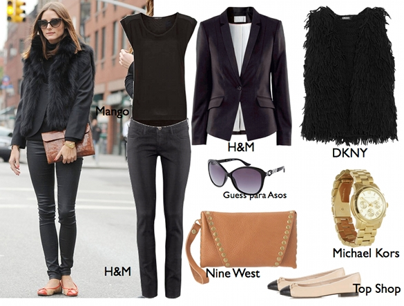 outfit de Olivia Palermo