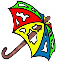Acid Rain umbrella funny picture