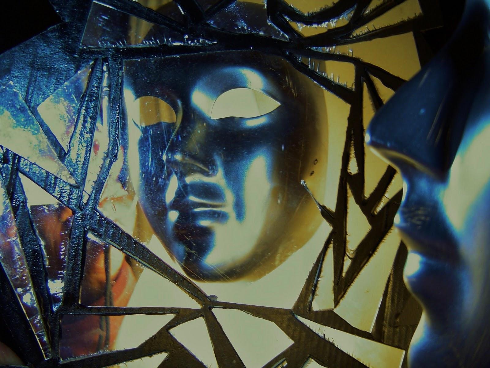 Miroir et mascarade a propos de mirrormask for Miroir de peine