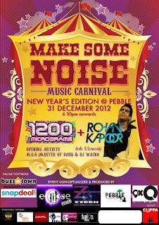 Make Some Noise - New Years' Eve Celebration