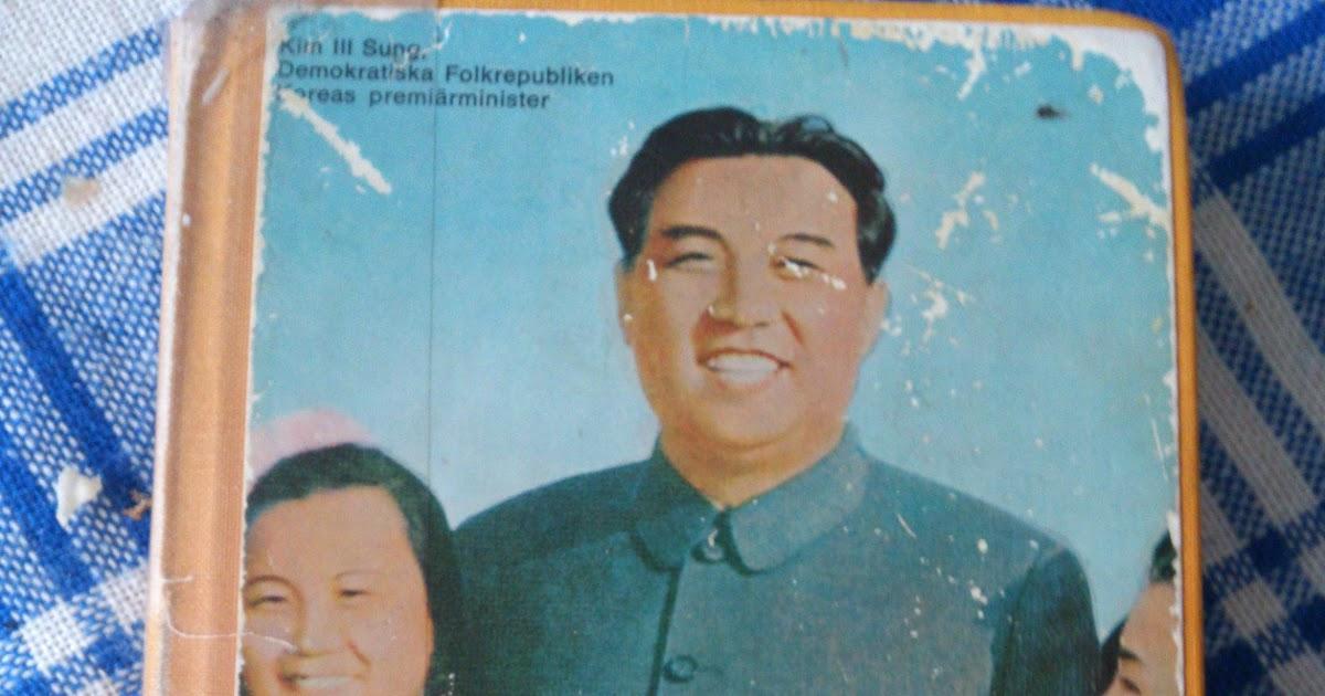 Hedvigs bokhylla Nordkorea mot välfärd under krigshot av Jan Lönn