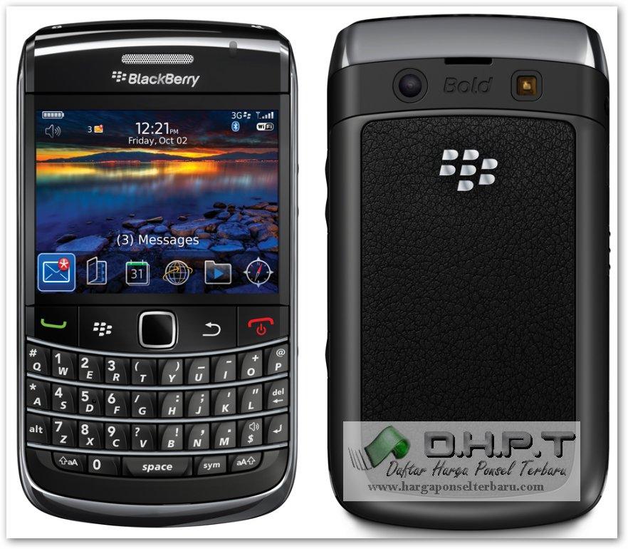 Harga BlackBerry Bold 9700 Onyx