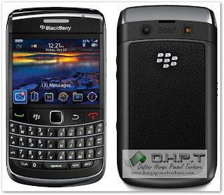 Harga HP BlackBerry bulan Juni 2013