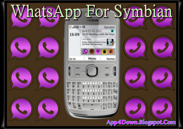 WhatsApp Messenger 2.11.891 For Symbian SiS File Free Download