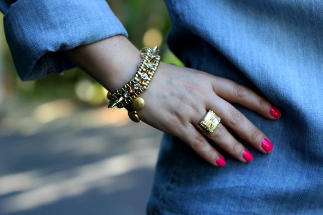 Bracelets from TJ Maxx