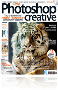 Photoshop Creative Magazine Issue 04