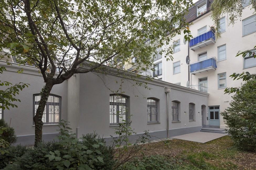 Bak taller en westerm hlstra e hoffmann architekt - Hoffmann architekt ...