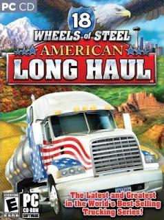 لعبة قيادة الشاحنات 18 Wheels of Steel