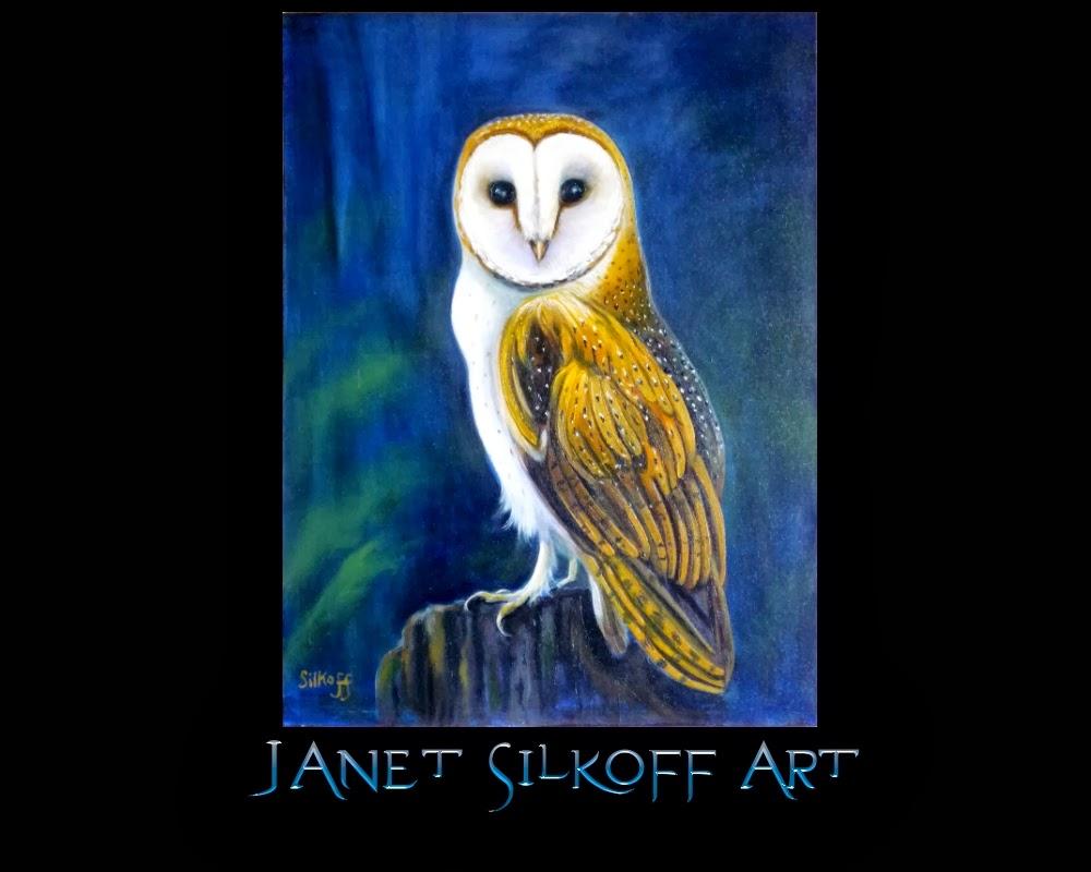 Janet Silkoff Art