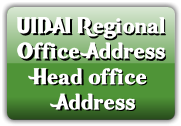 UIDAI Regional Office Address