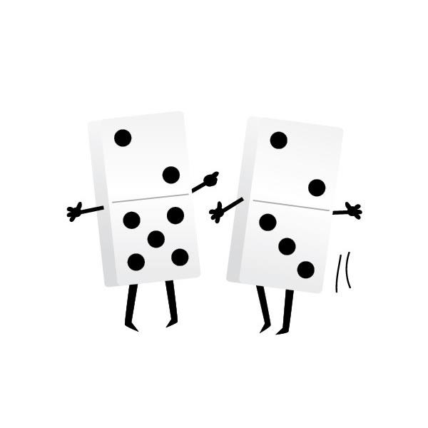 Domino Dancing t-shirt t-paita t-tröja Pet Shop Boys