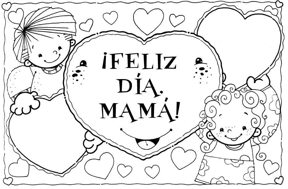 """Poemas para el dia de la madre - Poema """"No hay amor más"""