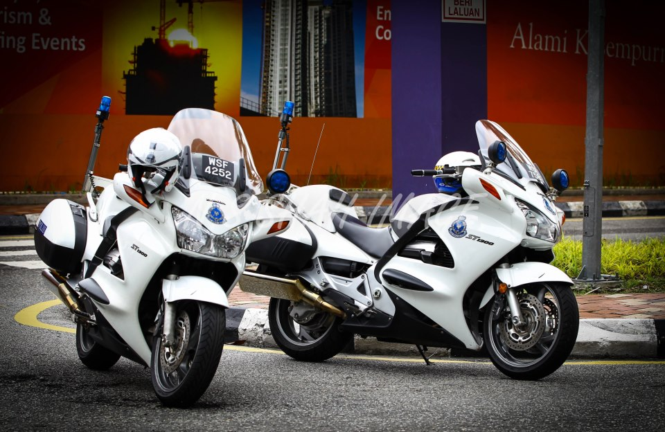 Police Superbike For What Purpose