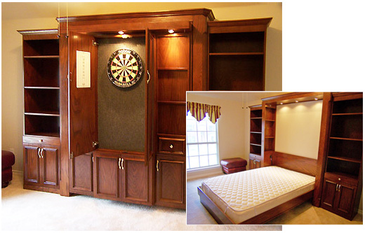 House Construction In India Murphy Bed