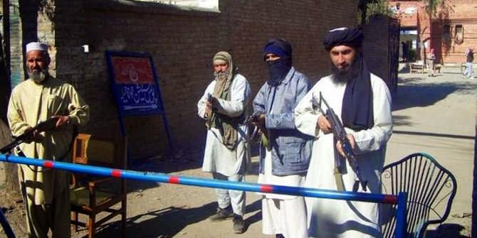 Taliban Pakistan nyatakan dukung ISIS