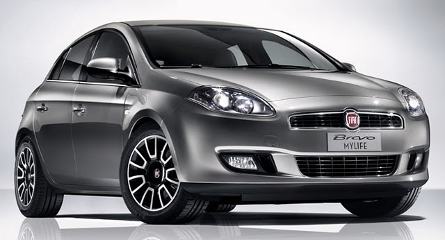 2012 Fiat Bravo Mylife New Version