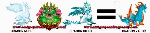 como obtener el dragon vapor en dragon city formula 1