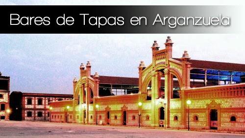 Bares de Tapas en Arganzuela