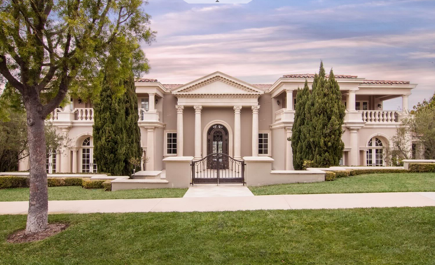 Mansions Amp More Magnificent California Mansion For 7 500 000