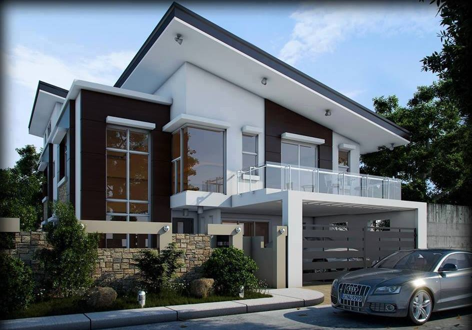 8 modern stunning house residences with elegant exteriors for Modern residences